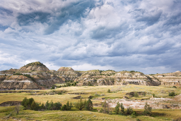theodore roosevelt National Park painted canyon_