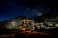 Ghost Town Camping Rusty Nelson