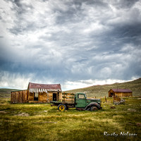 Bodie Old Truck